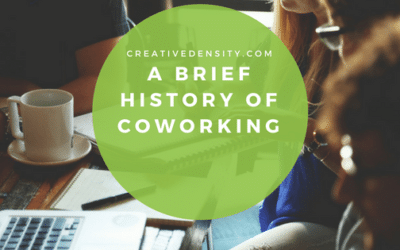 A brief history of coworking