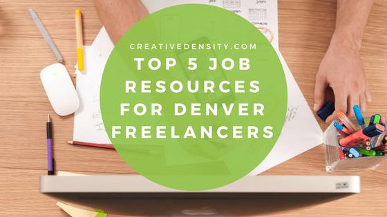 Top 5 Job Resources for Denver Freelancers