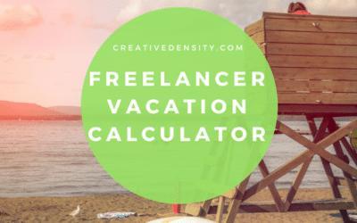 Denver Freelancer Vacation Calculator