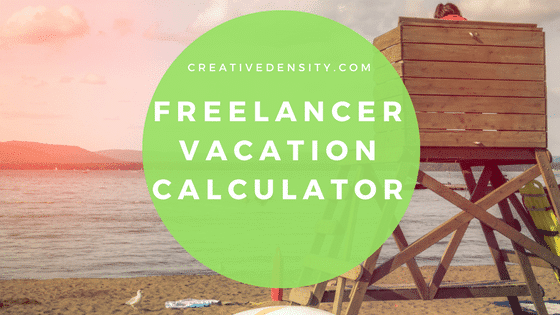 Denver Freelancer Vacation Calculator