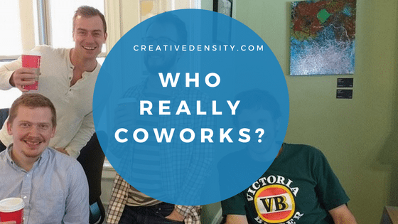 Who really starts coworking in Denver?