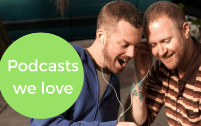 Podcasts that make us laugh, ponder, and get motivated.