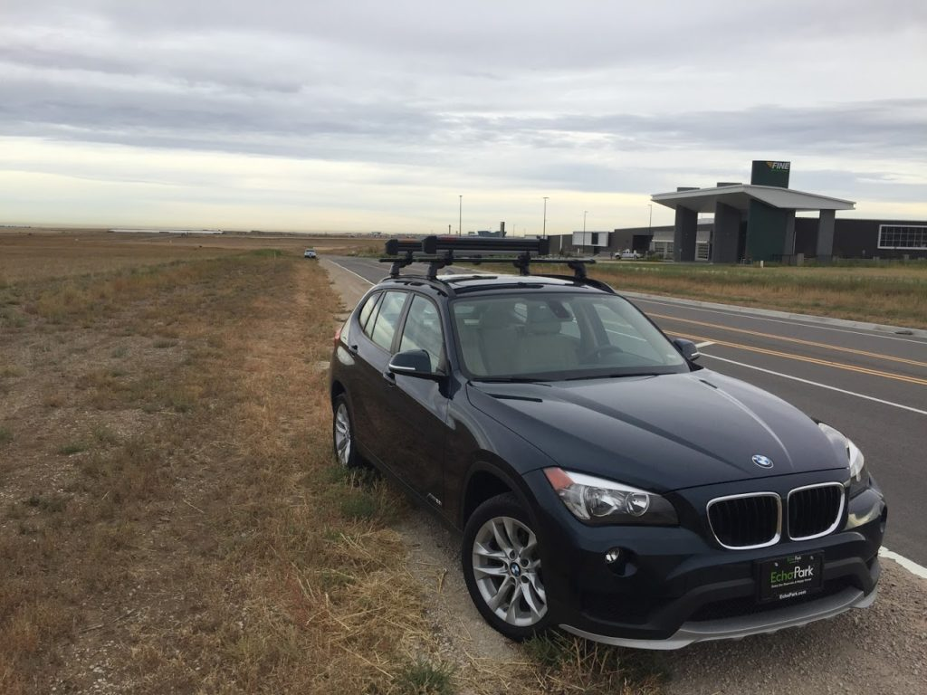 BMW added to the Denver coworking car fleet